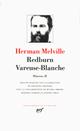 REDBURN - VAREUSE-BLANCHE  -  OEUVRES, II