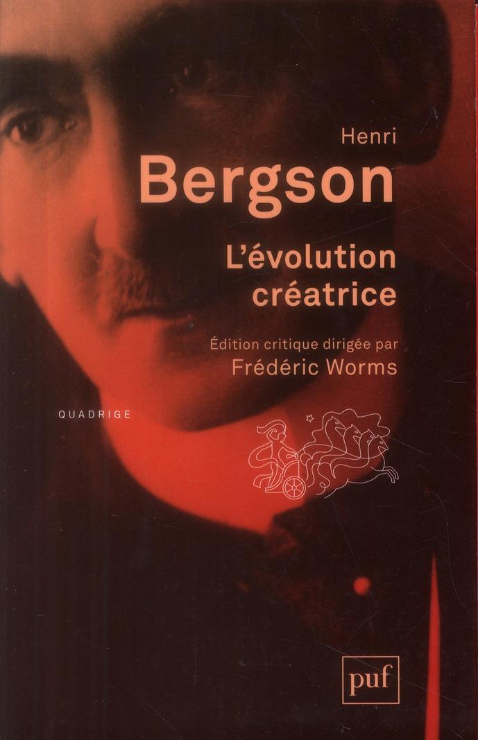 L'évolution créatrice (12e édition)