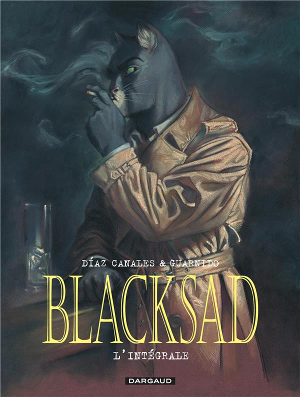 Blacksad ; INTEGRALE T.1 A T.5