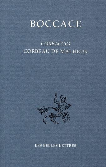 Corbeau de malheur / corbaccio
