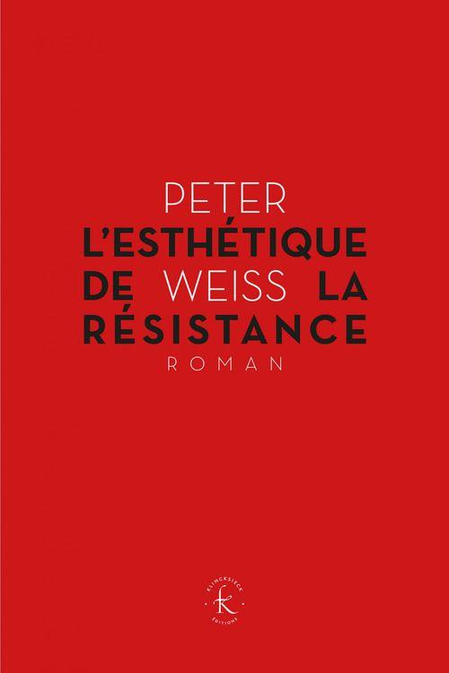 L´Esthétique de la résistance