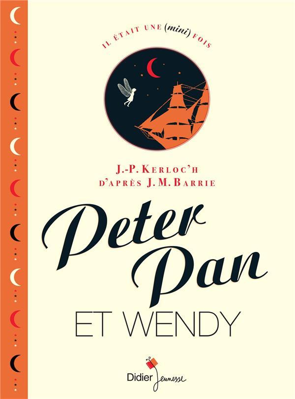 Peter Pan et Wendy