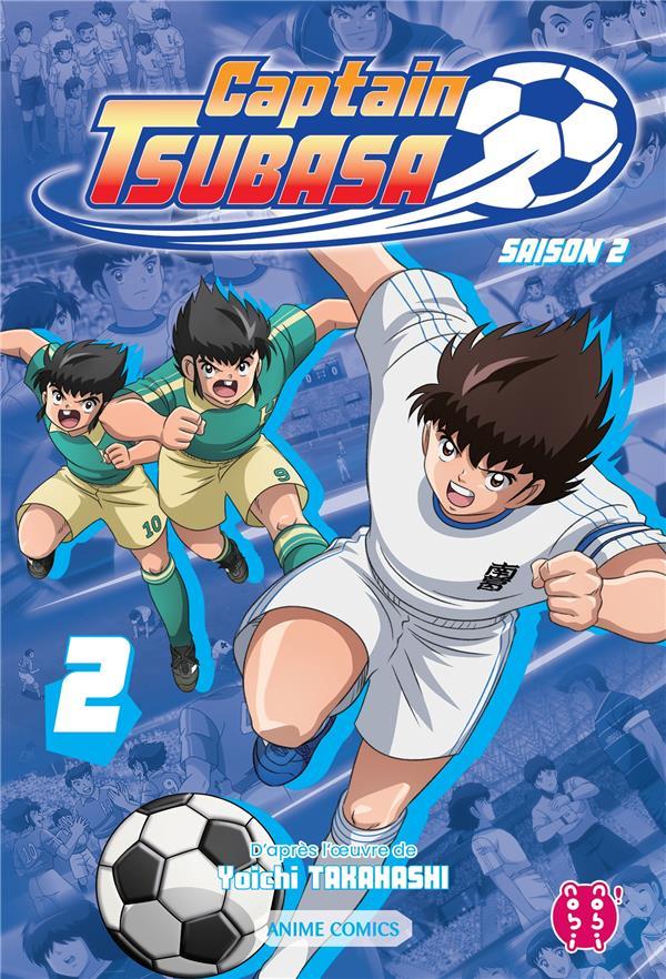 Captain Tsubasa saison 2 t.2