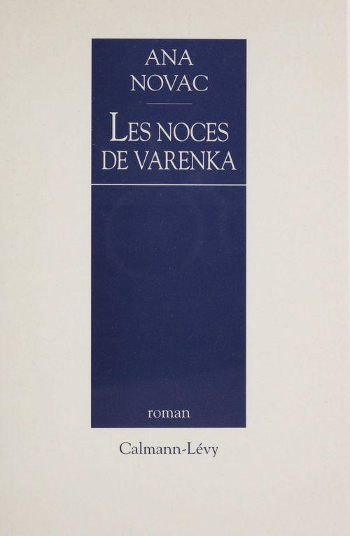 Les noces de varenka