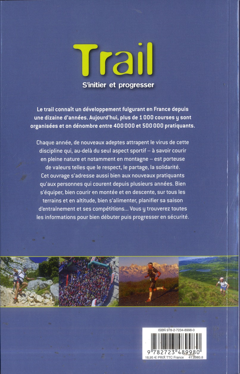 Trail ; s'initier et progresser