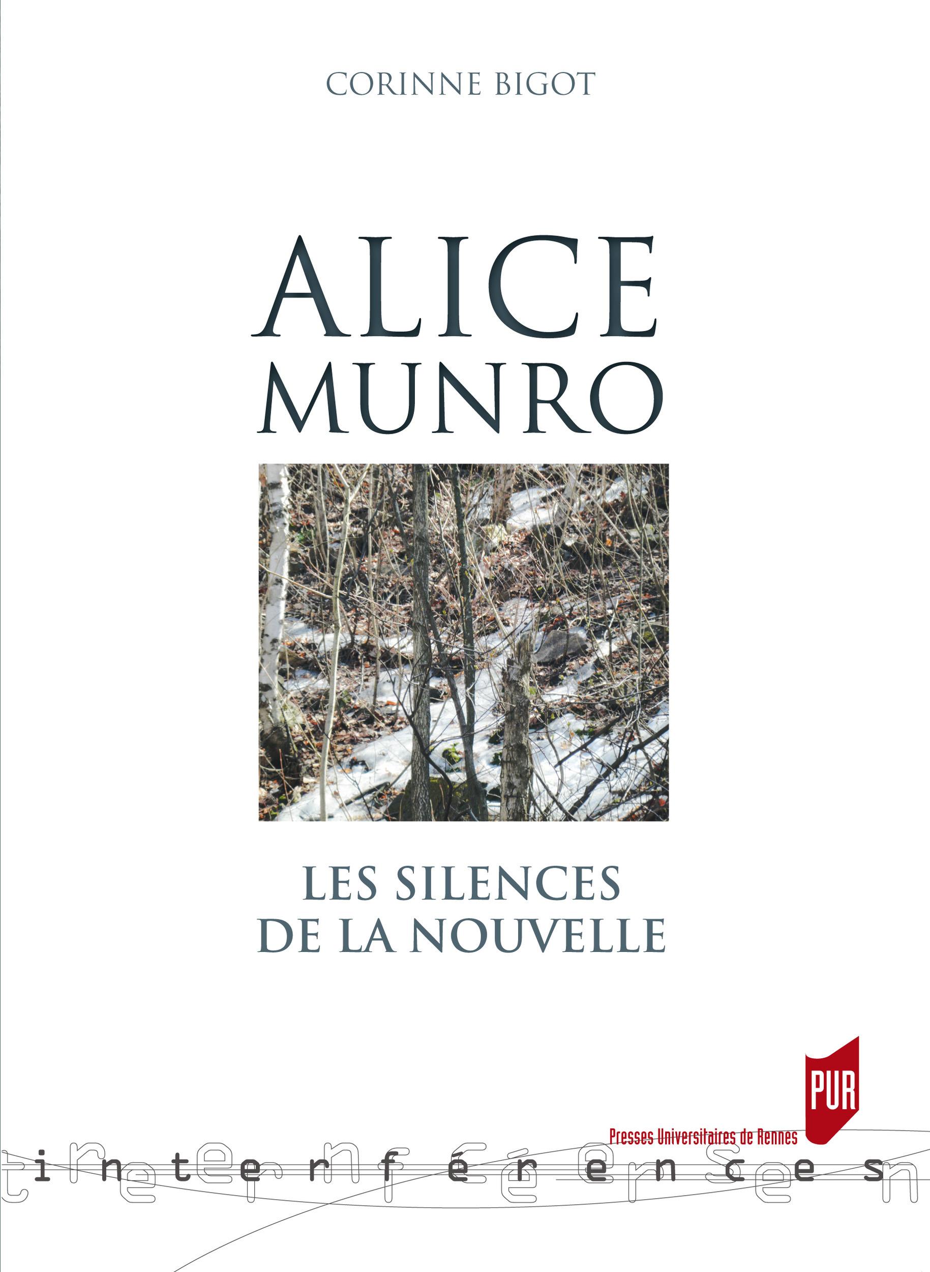 Alice Munro  - Corinne Bigot