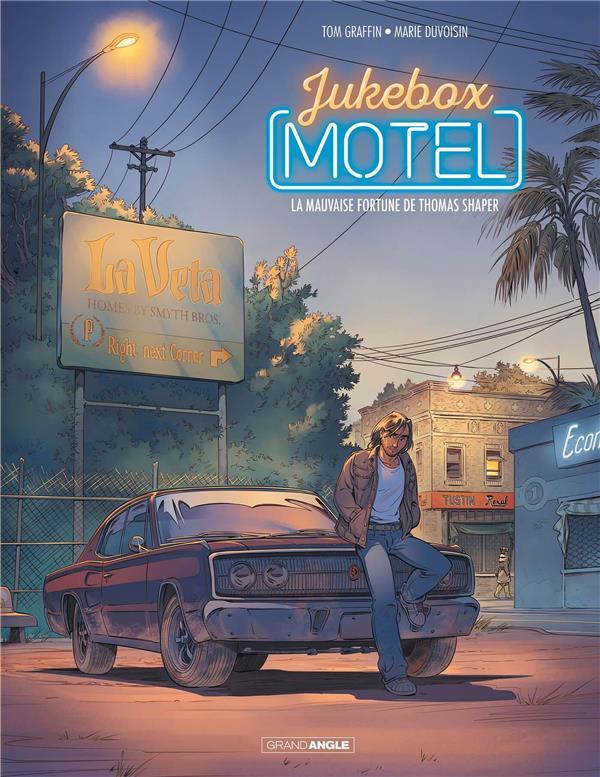 Jukebox motel t.1 ; la mauvaise fortune de Thomas Shaper