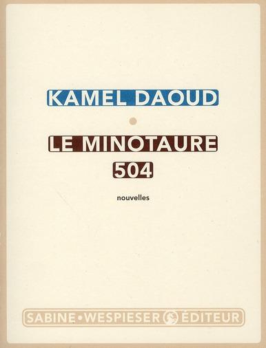 Le Minotaure 504
