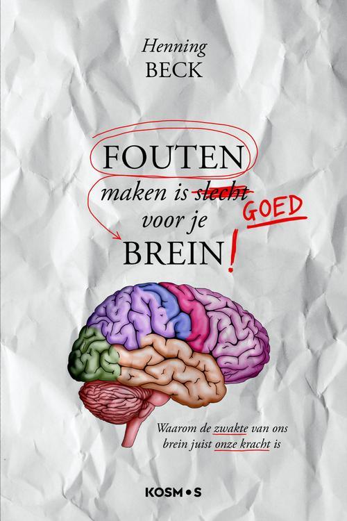 Fouten maken is goed voor je brein!