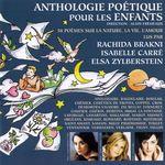 Vente AudioBook : Anthologie poétique pour les enfants  - Collectif