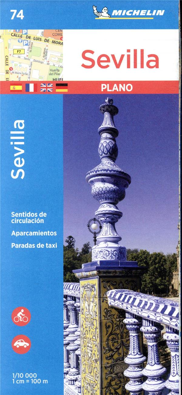 Sevilla ; plano e indice