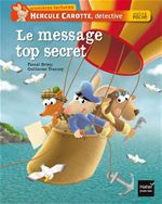 Vente Livre Numérique : Le message top secret  - Pascal BRISSY