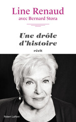 Vente EBooks : Une drôle d'histoire  - Line Renaud - Bernard Stora
