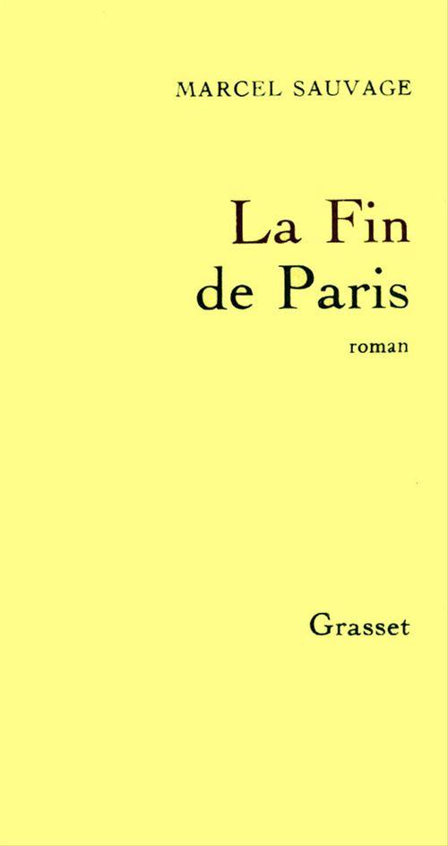 La fin de Paris
