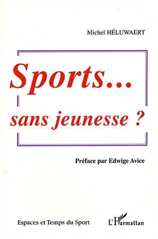 Sport, sans jeunesse?