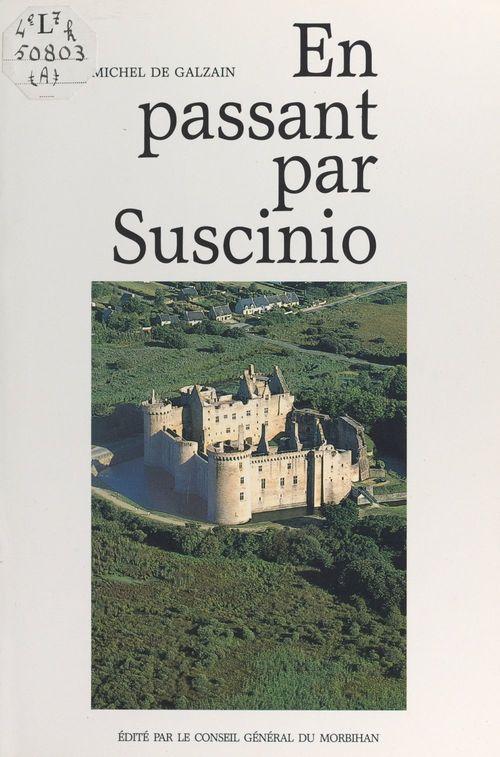 En passant par Suscinio  - Michel de Galzain
