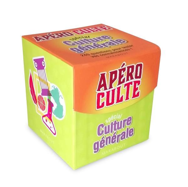 Mini-Boite Apero Culte Culture Generale