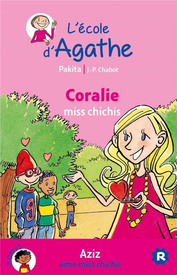Coralie miss chichis ; aziz aime miss chichis