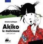 Couverture de Akiko La Malicieuse