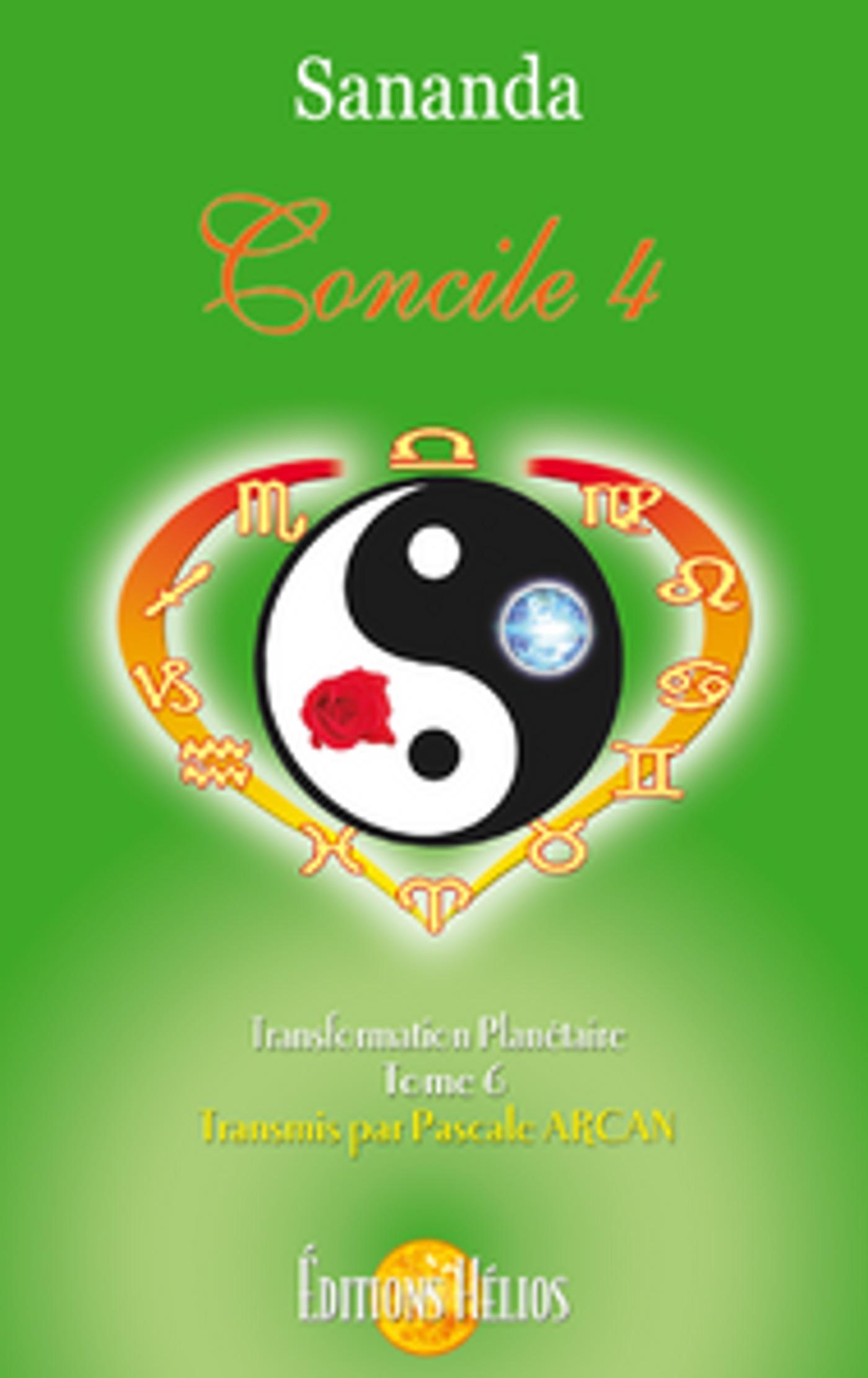Concile 4 - Transformation planétaire Tome 6