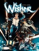 Vente Livre Numérique : Wisher - Volume 3 - Glee  - Sébastien Latour