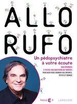Vente EBooks : Allô Rufo  - Marcel RUFO