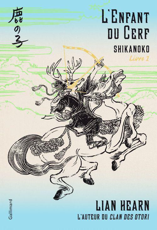 Shikanoko T.1 ; l'enfant du cerf
