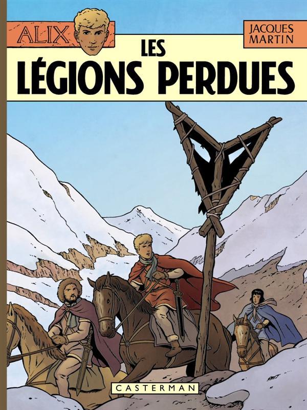 Alix t.6 ; les légions perdues