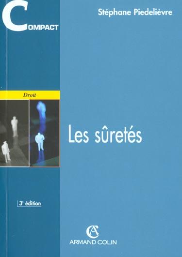 Les suretes ; 3e edition
