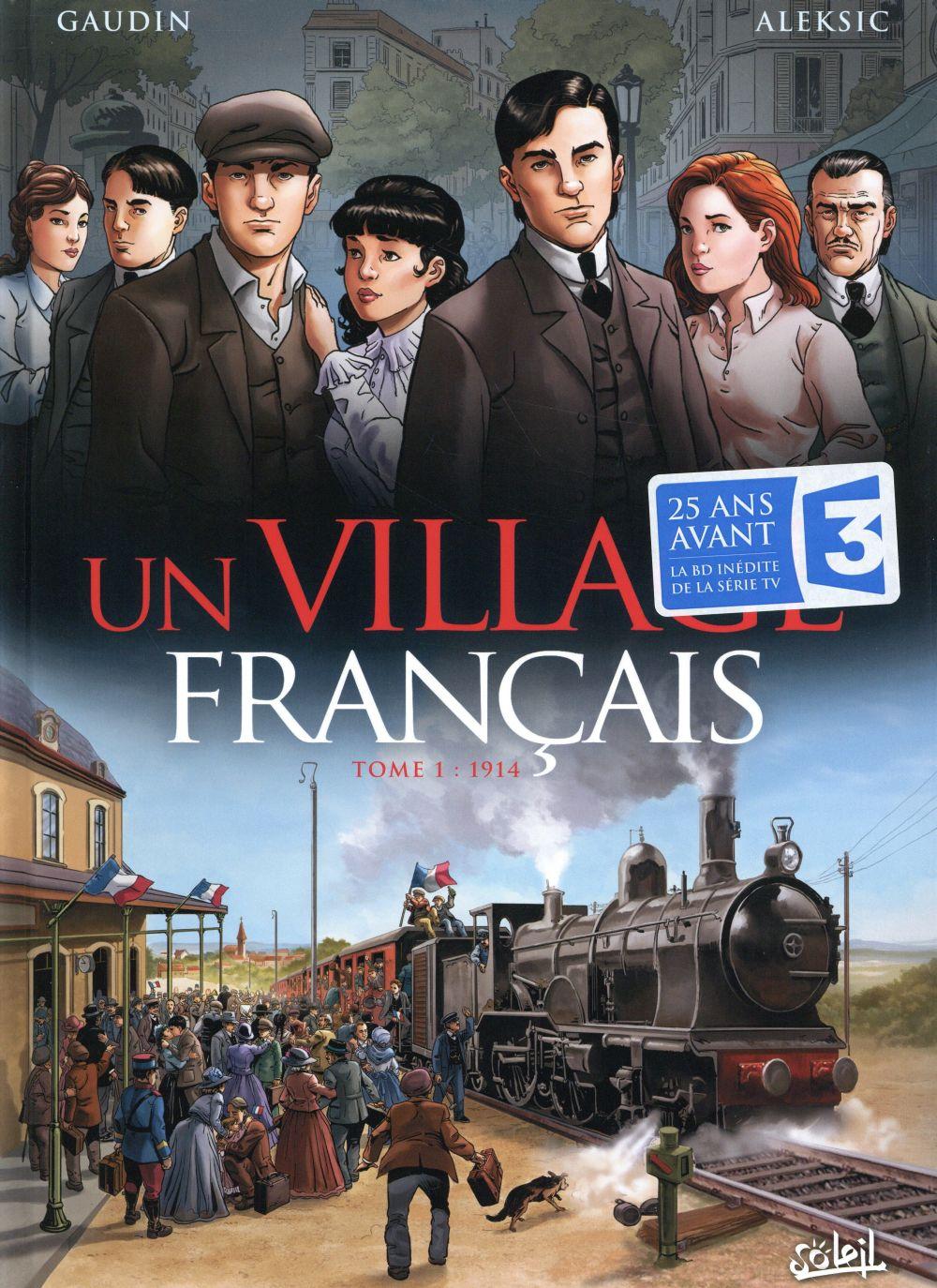 Un village français t.1 ; 1914