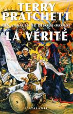Vente Livre Numérique : La Vérité  - Terry Pratchett