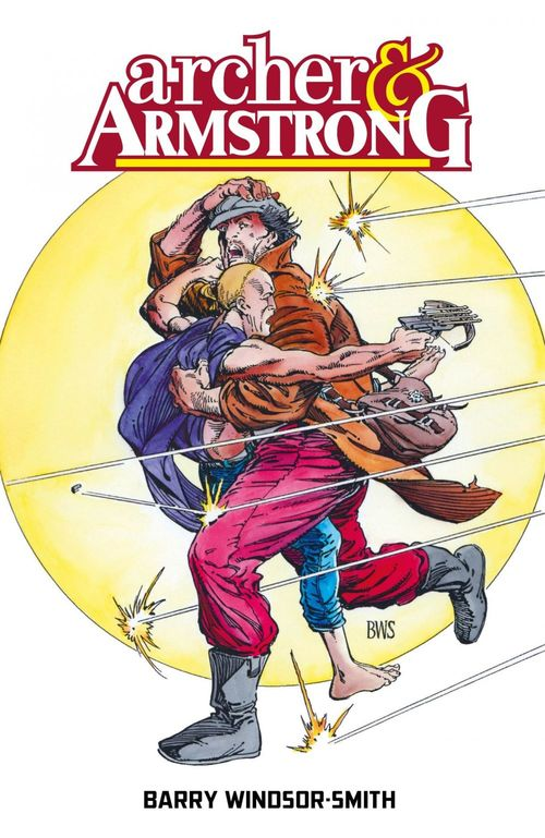 Archer and Armstrong  - Barry Windsor-Smith