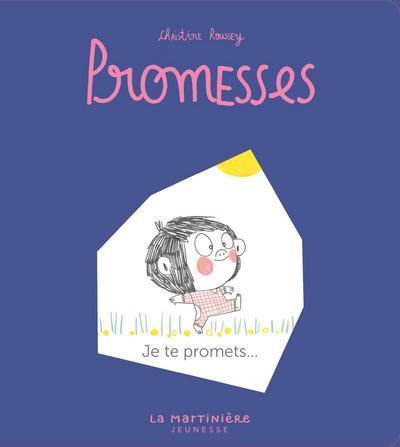 Promesses t.1 ; je te promets