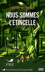 Vente EBooks : Nous sommes l'étincelle  - Vincent Villeminot