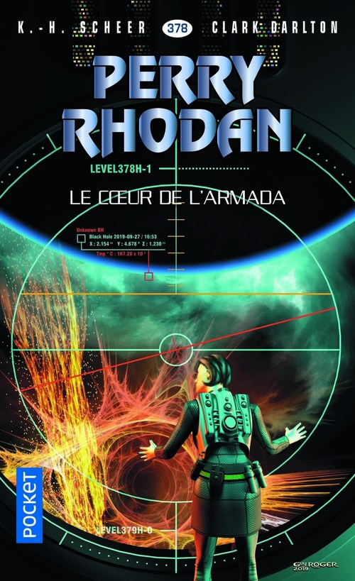 Perry Rhodan - cycle 16 ; l'armada infinie T.25 ; le coeur de l'armada