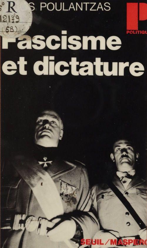 Fascisme et dictature