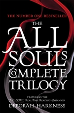 The All Souls Complete Trilogy  - Deborah Harkness