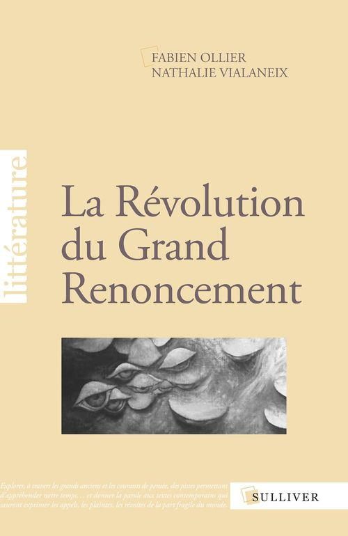 la révolution du grand renoncement
