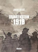 Vente Livre Numérique : Frankenstein 1918  - Johan Heliot