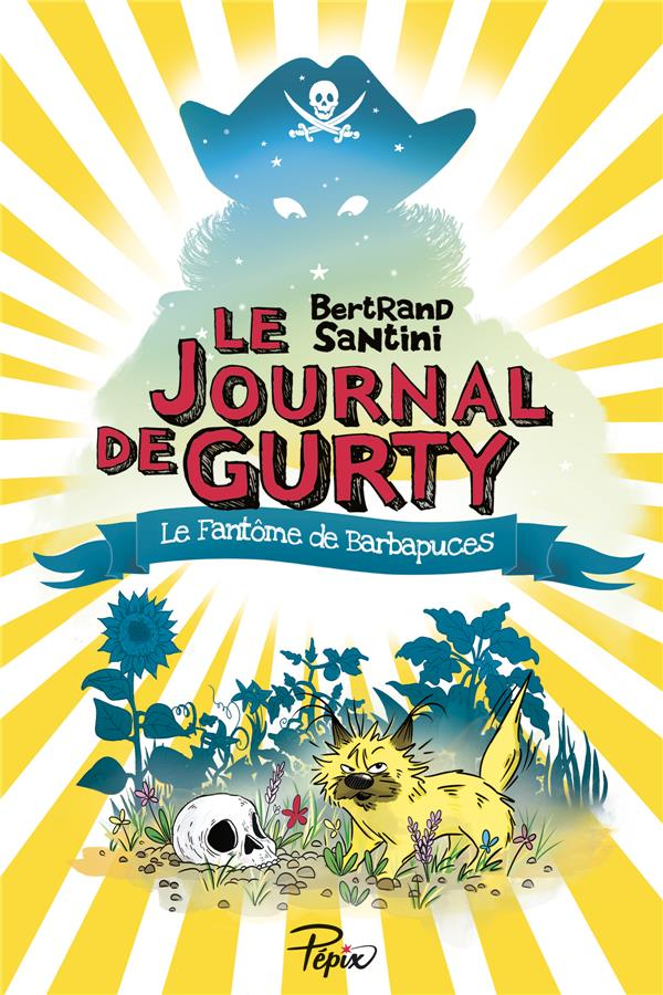 Le journal de Gurty ; le fantôme de barbapuces