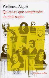 Qu'est-ce que comprendre un philosophe ?