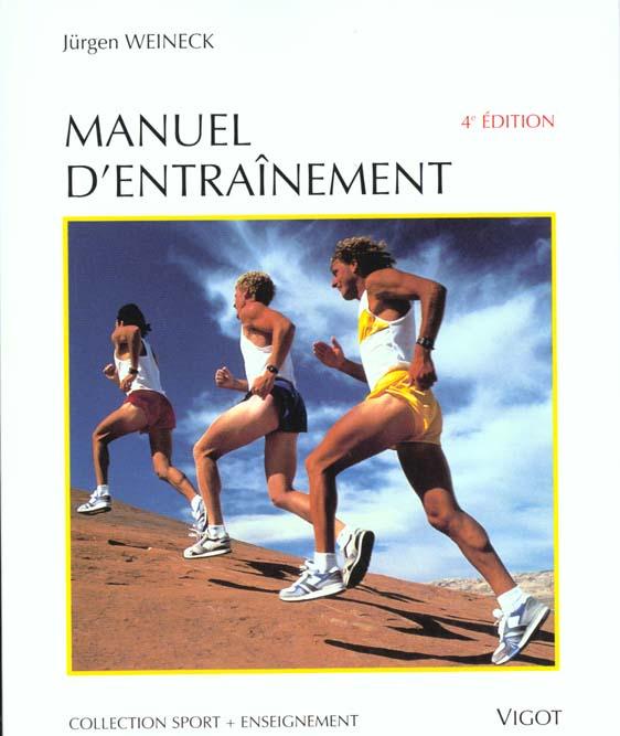 Manuel d'entrainement (4e édition)
