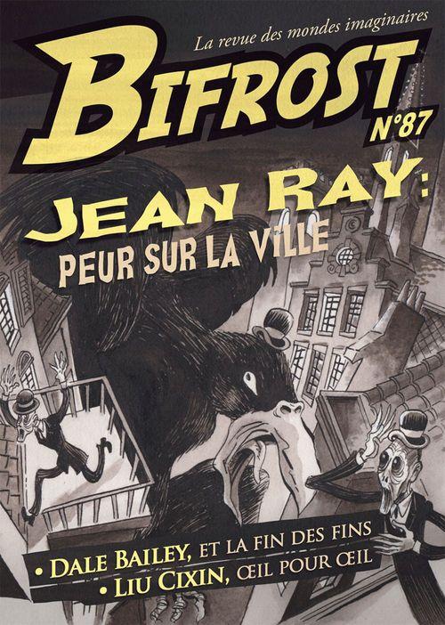 Bifrost ; spécial Jean Ray