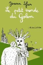 Couverture de Le Petit Monde Du Golem