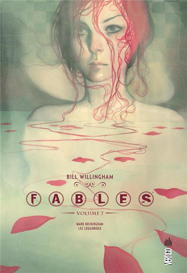 Fables ; INTEGRALE VOL.7