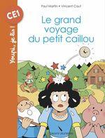 Vente Livre Numérique : Le grand voyage du petit caillou  - Paul Martin