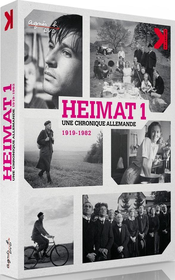Heimat 1 - Une chronique allemande : 1919-1982
