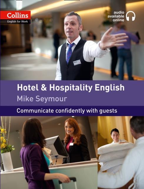 Hotel and Hospitality English