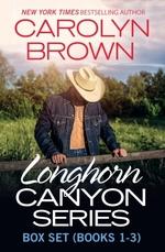 Vente EBooks : Longhorn Canyon Box Set Books 1-3  - Carolyn Brown