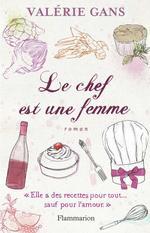 Vente Livre Numérique : Le Chef est une femme  - Valérie Gans
